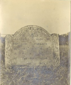 Raising the Dead: Finding Clues to Ancestors from Headstones, Family