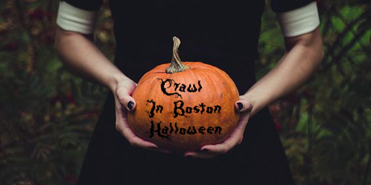 Boston Halloween Bar Crawl 2020 Oct 27 Halloween Bar Crawl [10/27/18]