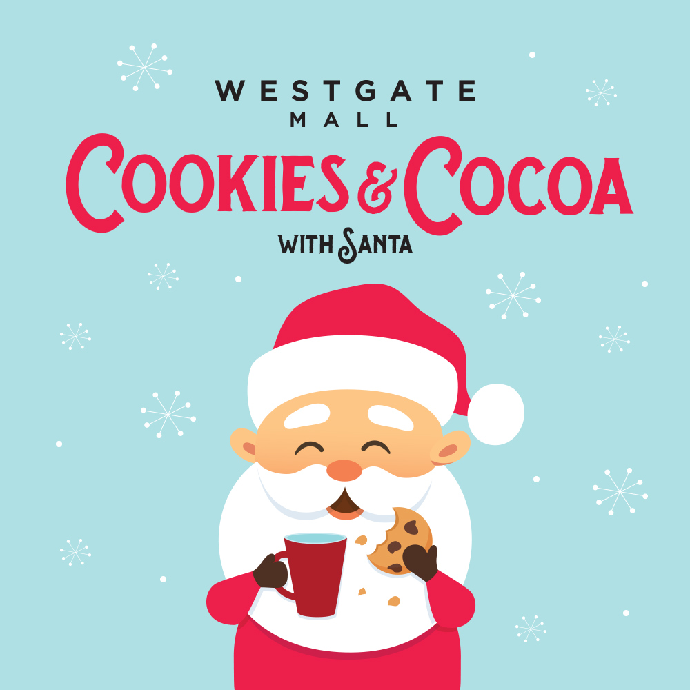 Cookies Cocoa With Santa At Westgate Mall 12 06 18