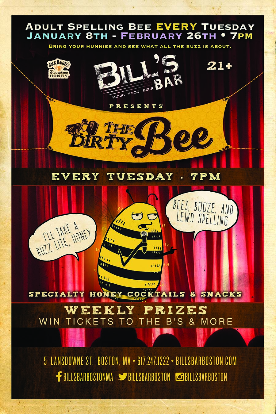 The Dirty Bee [01/22/19]