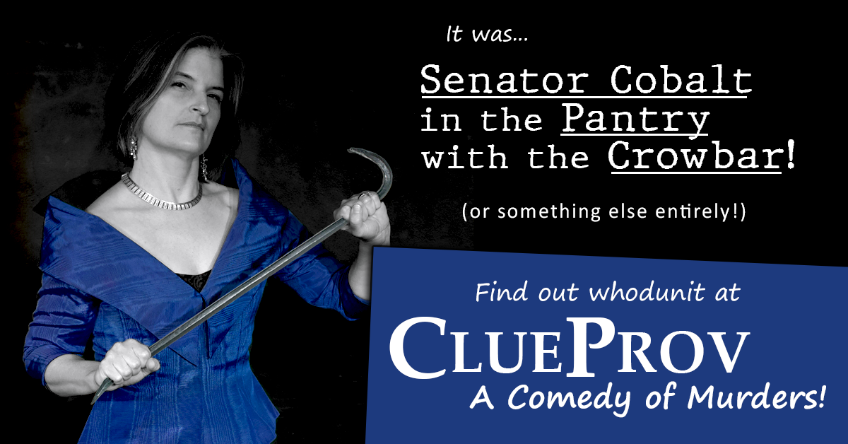 clueprov a comedy of murders 01 11 19