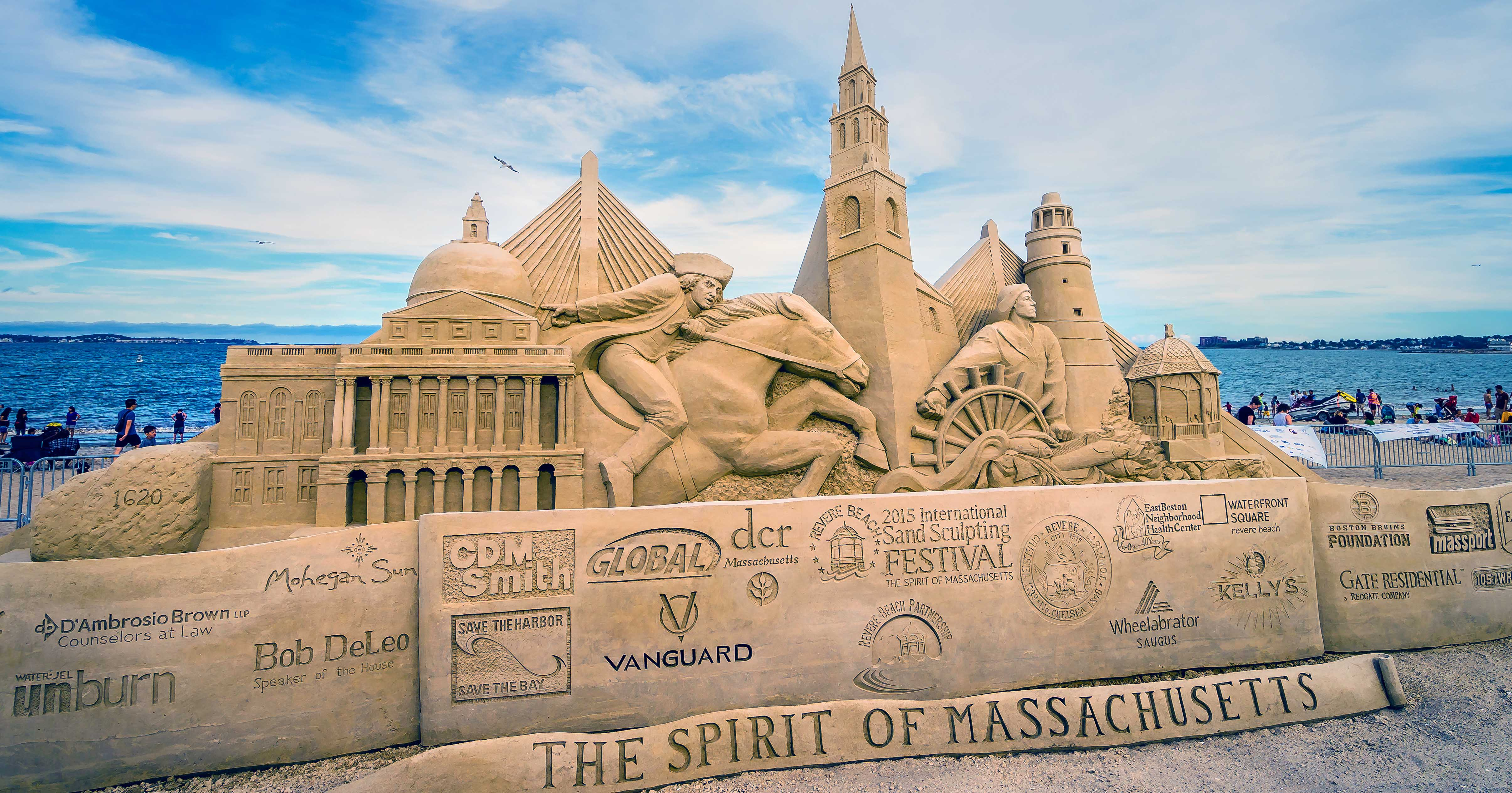 2019 International Sand Sculpting Festival [07/26/19]