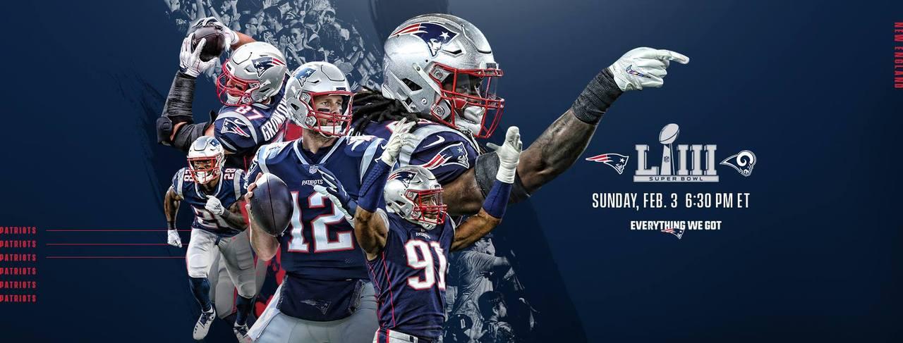 fresh styles best wholesaler beauty Super Bowl LIII: New England Patriots vs. Los Angeles Rams [02/03/19]