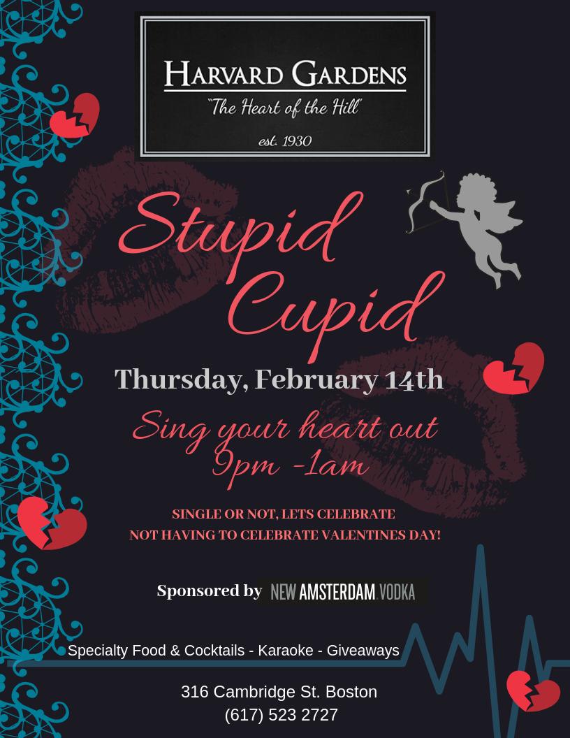 Stupid Cupid 02 14 19