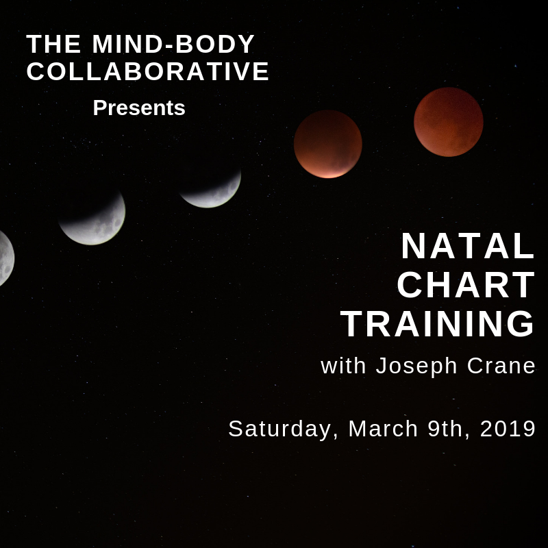 Astrology Natal Chart Training [03/09/19]