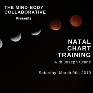 Astrology Natal Chart Training [03/09/19]
