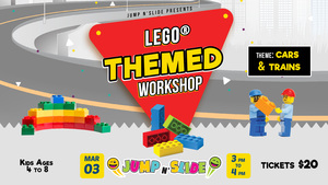 Cars_event_jump_themed_lego_workshop