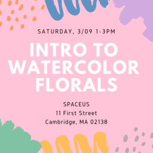 Intowatercolorflorals