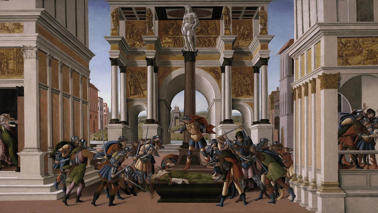 Botticelli: Heroines + Heroes [02/28/19]