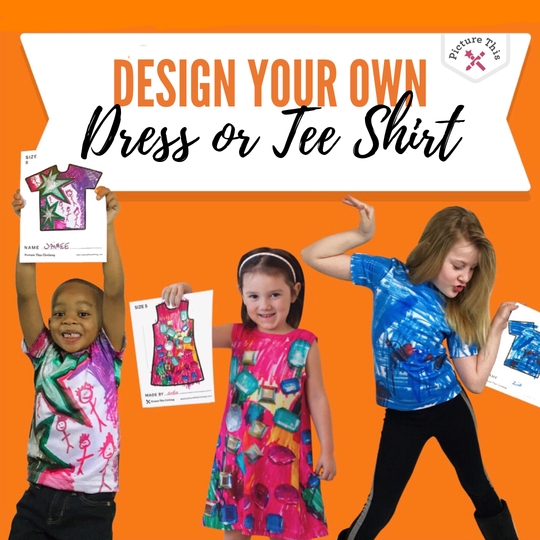 Design Your Own Dress Or T Shirt 04 06 19