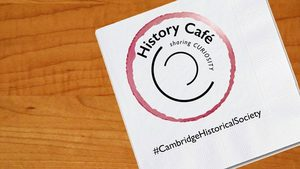 History_cafe_logo_on_table
