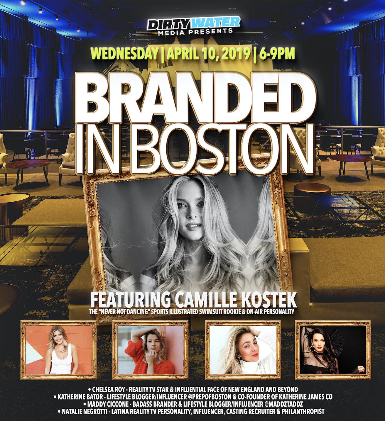 Branded In Boston [04/10/19]