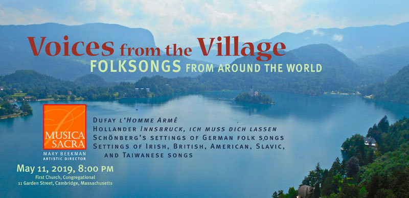 Voices from the Village: Folksongs from Around the World [05
