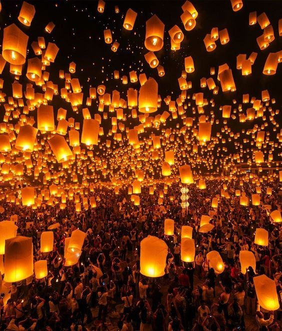 The Mid-Autumn Lantern Festival [08/16/19]