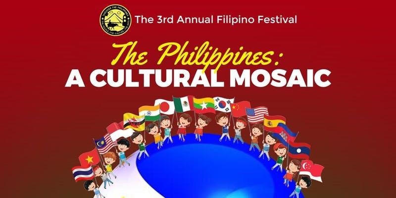 3rd Annual Filipino Festival in Malden [06/22/19]