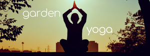 Yogainthegarden