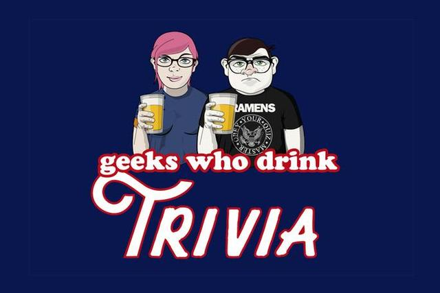 Geeks Who Drink: Trivia Night @ Beat Brew Hall [08/12/19]