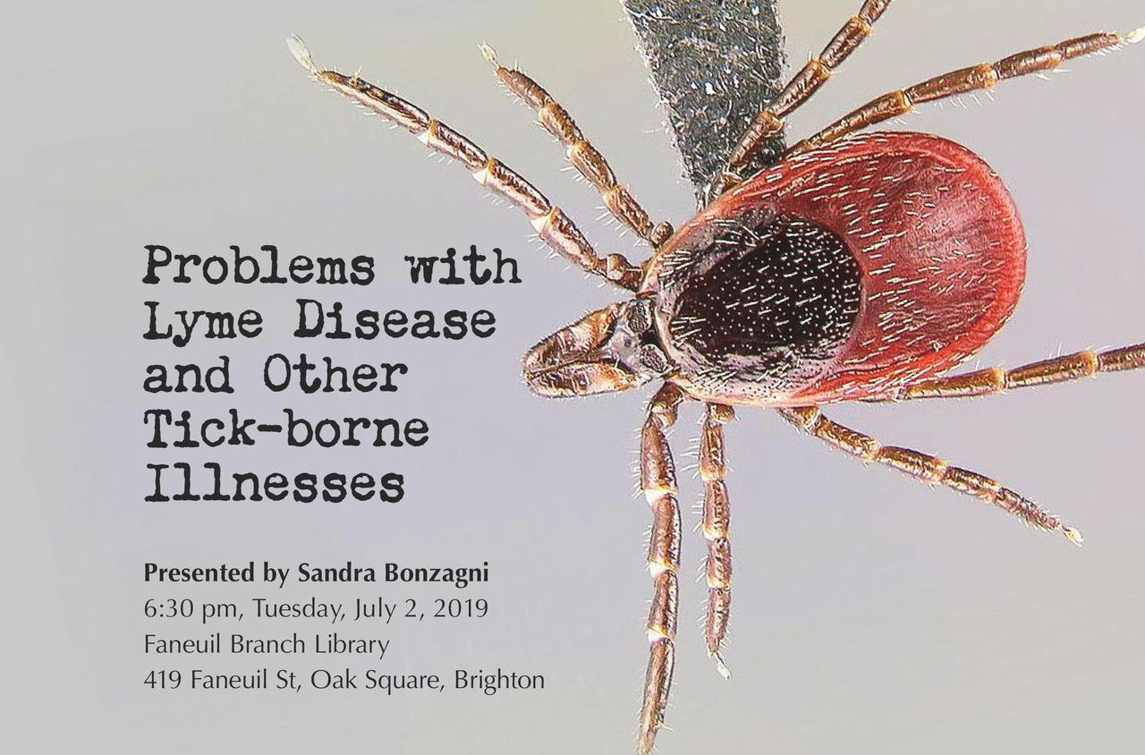 Problems with Lyme disease and Other Tick-borne Illnesses
