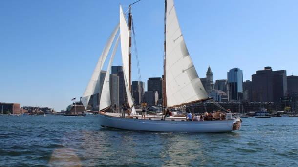 d541e1a6a81 Day Sail Aboard Schooner Adirondack III [07/15/19]