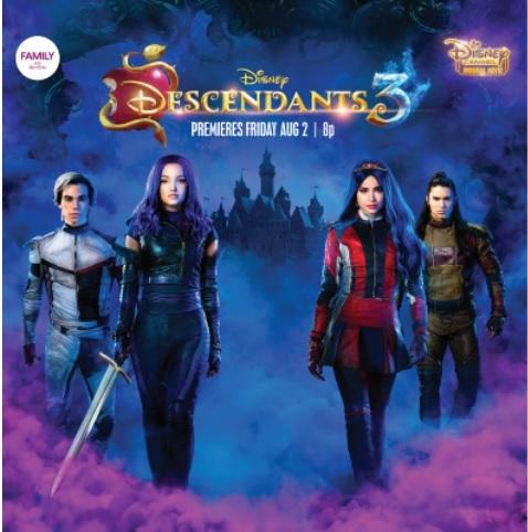 Northshore Mall to Host a 'Descendants 3' Event [07/31/19]