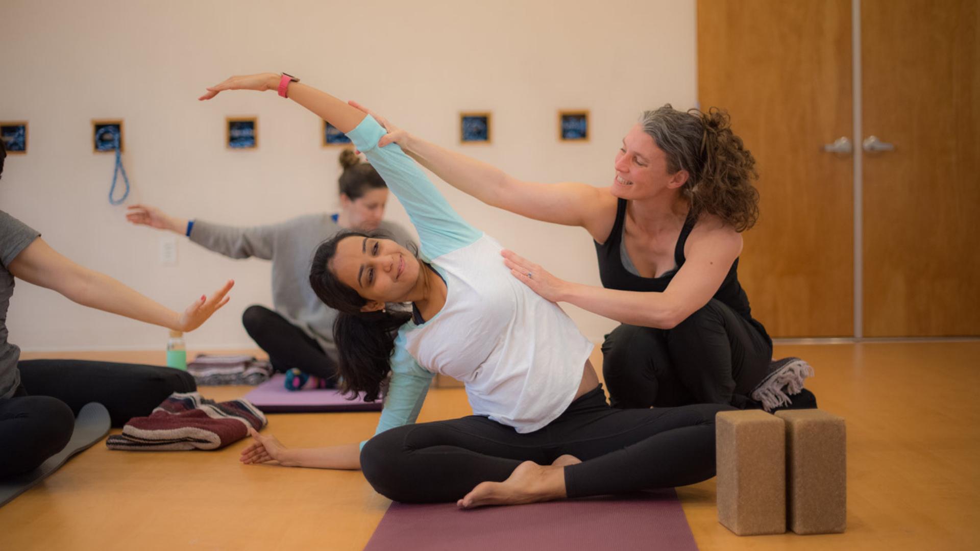 FREE Mini-Class & Info Session - Prenatal Yoga Teacher ...