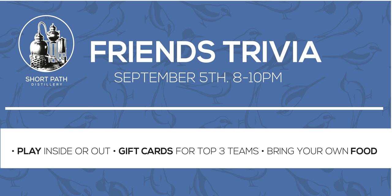 Friends Trivia [09/05/19]