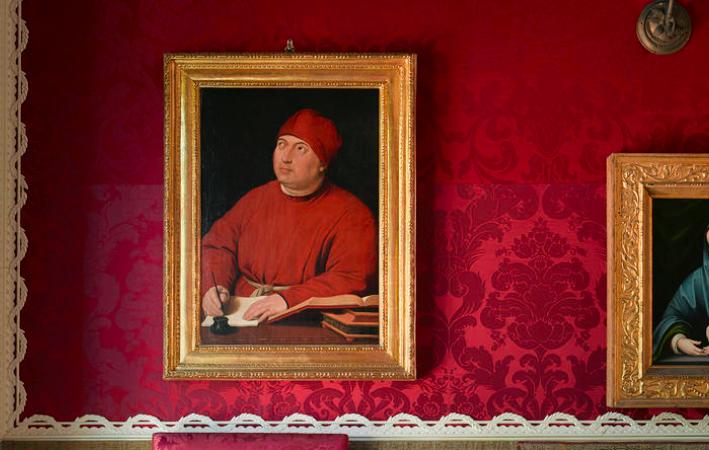 From Gardner's Boston to Inghirami's Rome