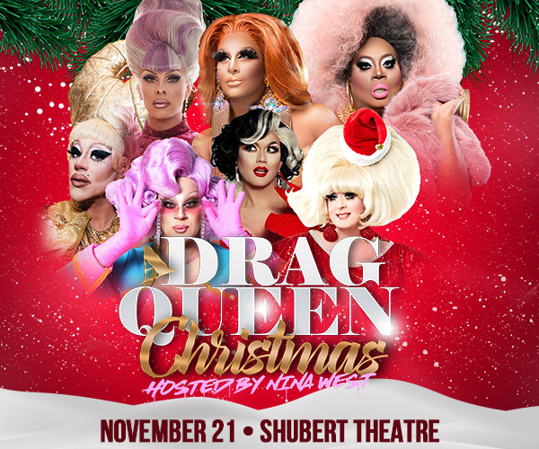A Drag Queen Christmas 2020 Boston A Drag Queen Christmas [11/21/19]