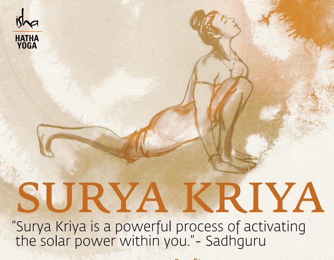 Surya Kriya Hatha Yoga 06 27 20