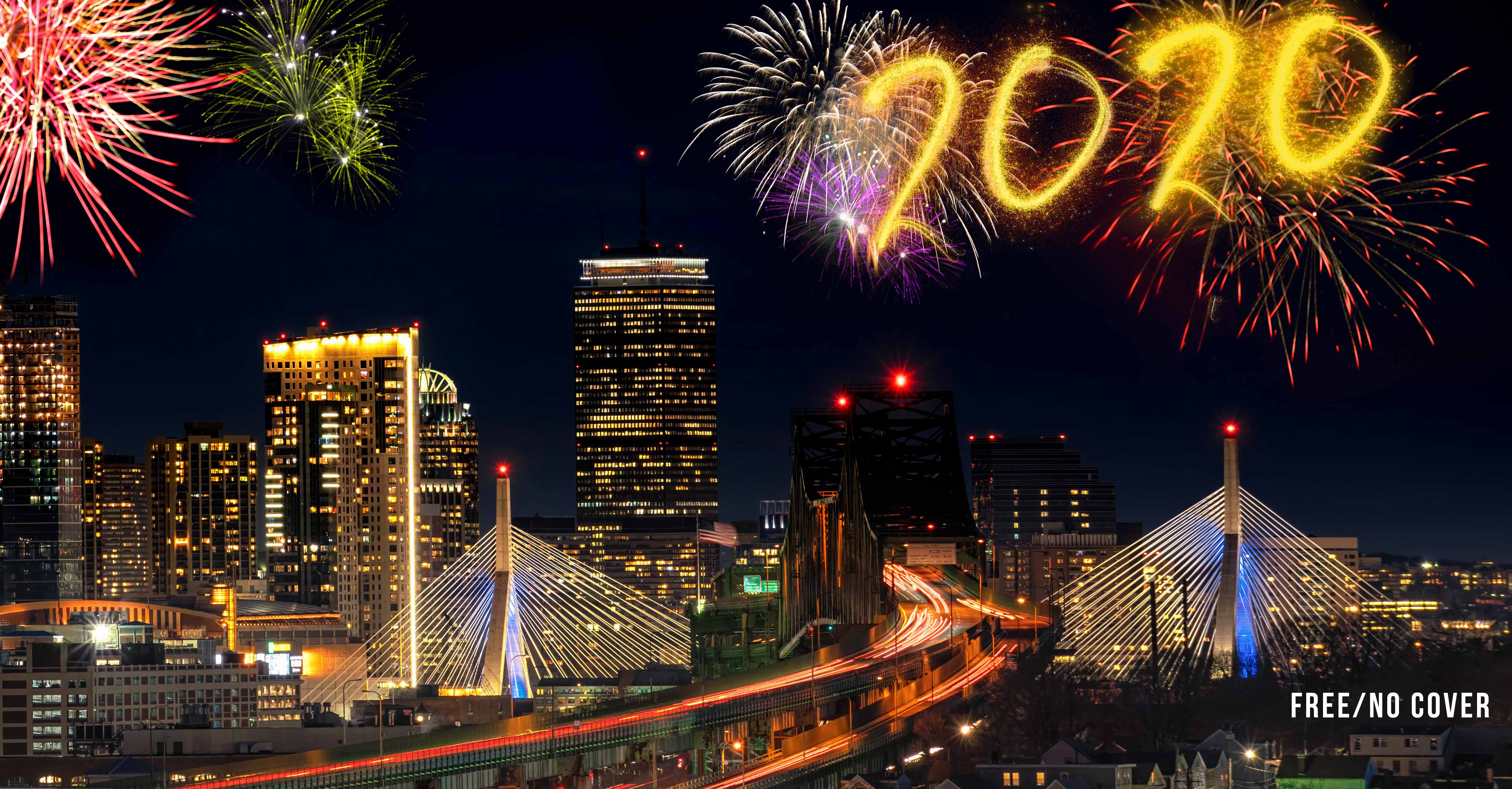 25 FREE things to do in Boston on New Year's Eve 12/31/19