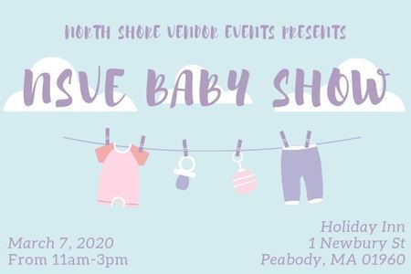 Peabody Ma Christmas Giveaway 2020 NSVE 2020 Baby Show [03/07/20]