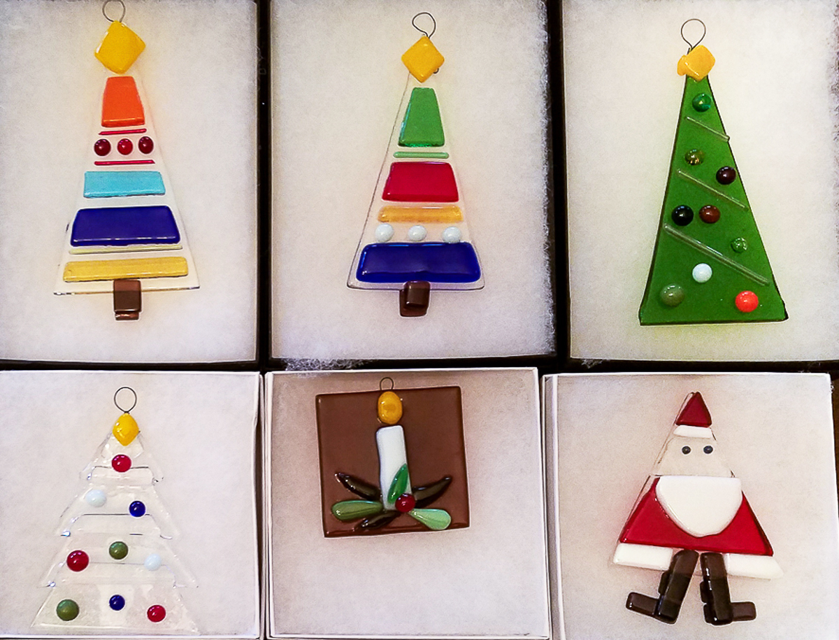 Make Your Own Fused Glass Ornaments 12 19 20